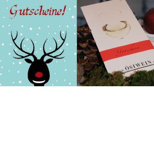 Österia & Ösiwein Geschenkgutschein